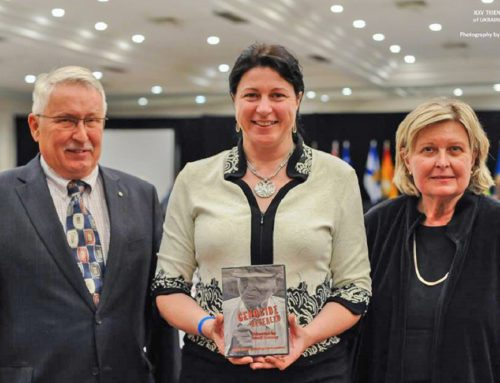 Donation of French Version 'Genocide Revealed' to Saskatchewan Schools