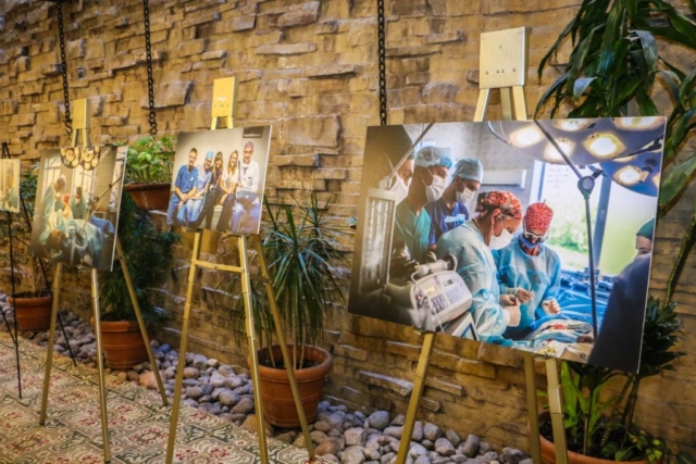 Adriana Luhovy Recovery Room (Photo Exhibit)